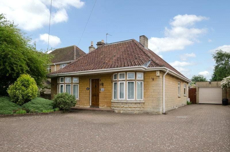 3 Bedrooms Bungalow for sale in Old Frome Road, Combe Down, Bath, BA2