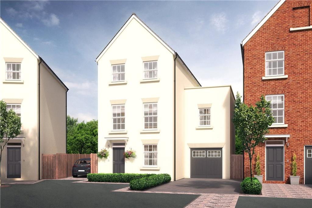 4 Bedrooms Residential Development Commercial for sale in No 7, Otters Holt, Mill Street, Ottery St. Mary, Devon, EX11