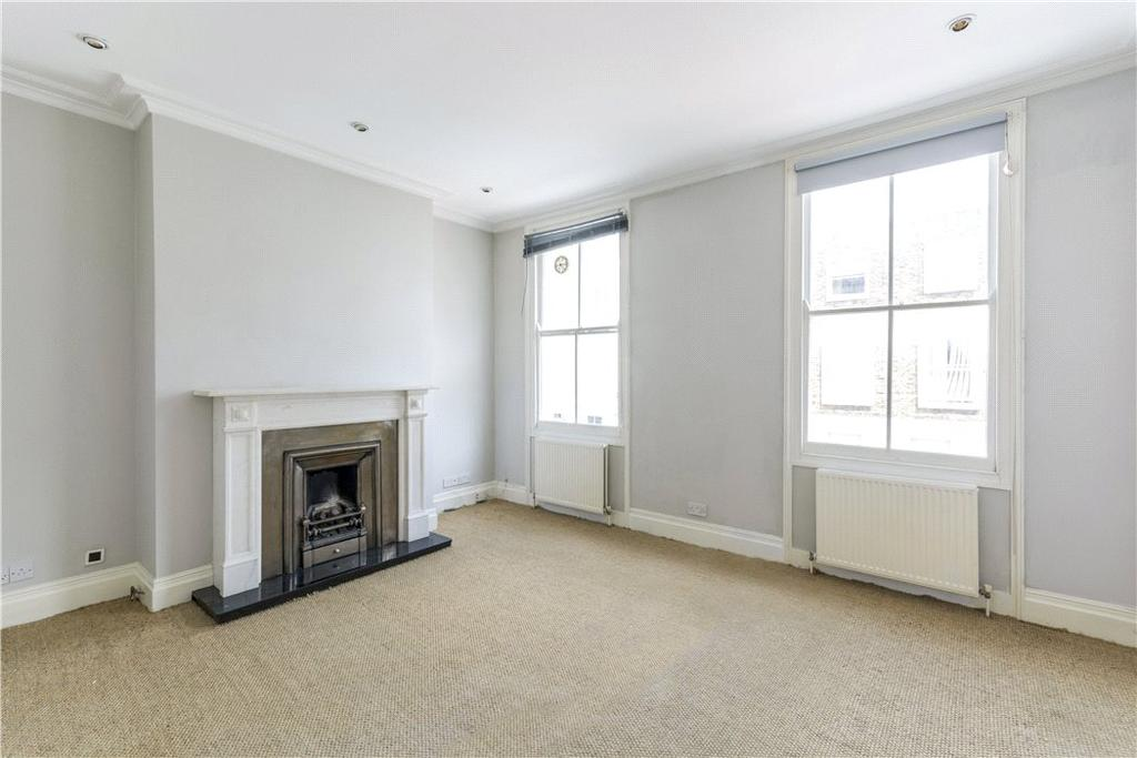 4 Bedrooms Terraced House for sale in Westmoreland Terrace, Pimlico, London, SW1V