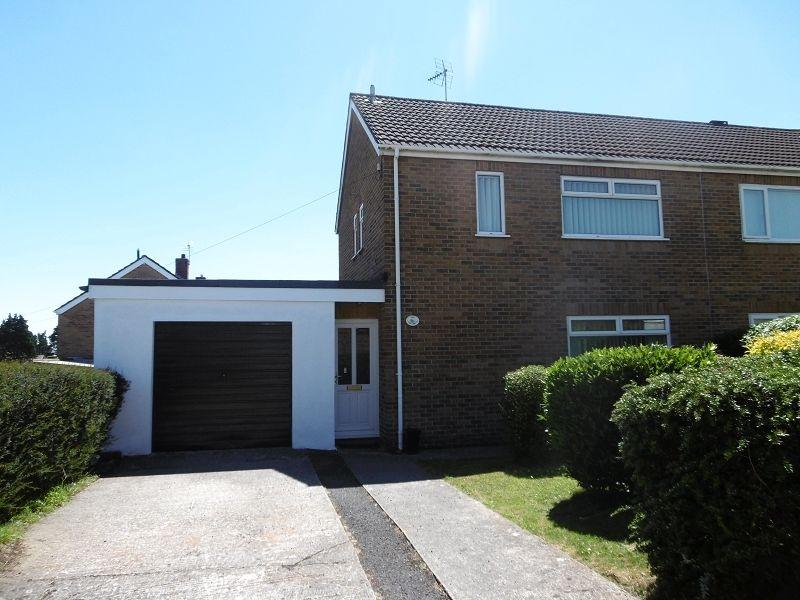 3 Bedrooms Semi Detached House for sale in Pen Y Bryn , Bridgend, Bridgend.