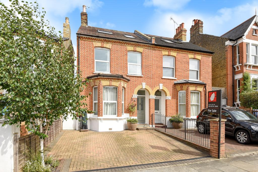 4 Bedrooms Semi Detached House for sale in Upland Road East Dulwich SE22
