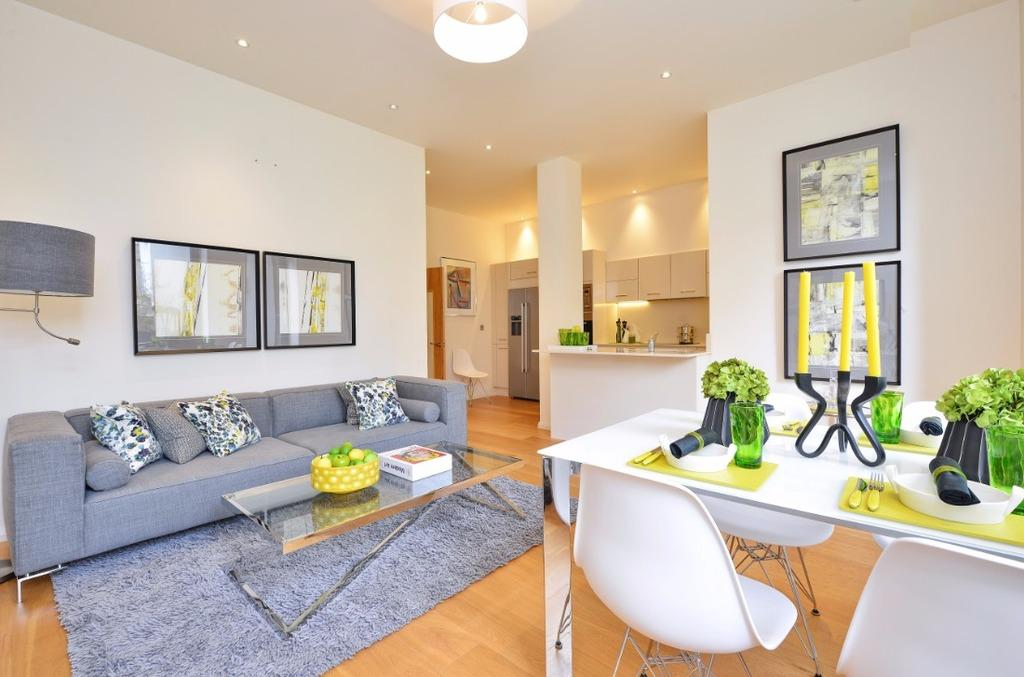 2 Bedrooms Flat for sale in Old Steine Brighton East Sussex BN1