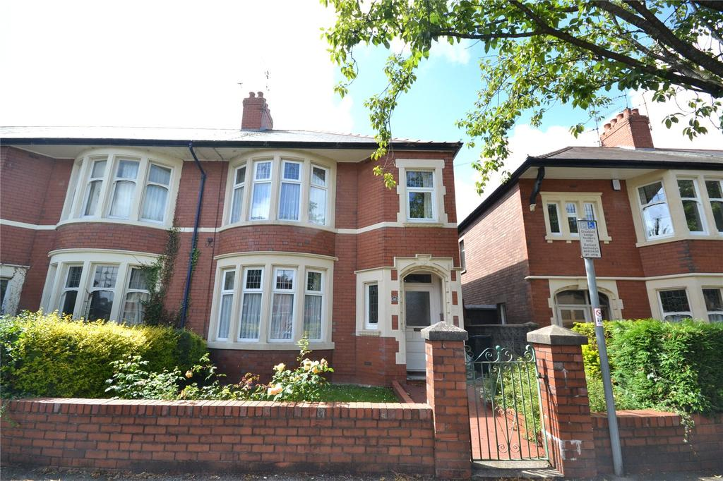 4 Bedrooms End Of Terrace House for sale in Princes Street, Roath, Cardiff, CF24
