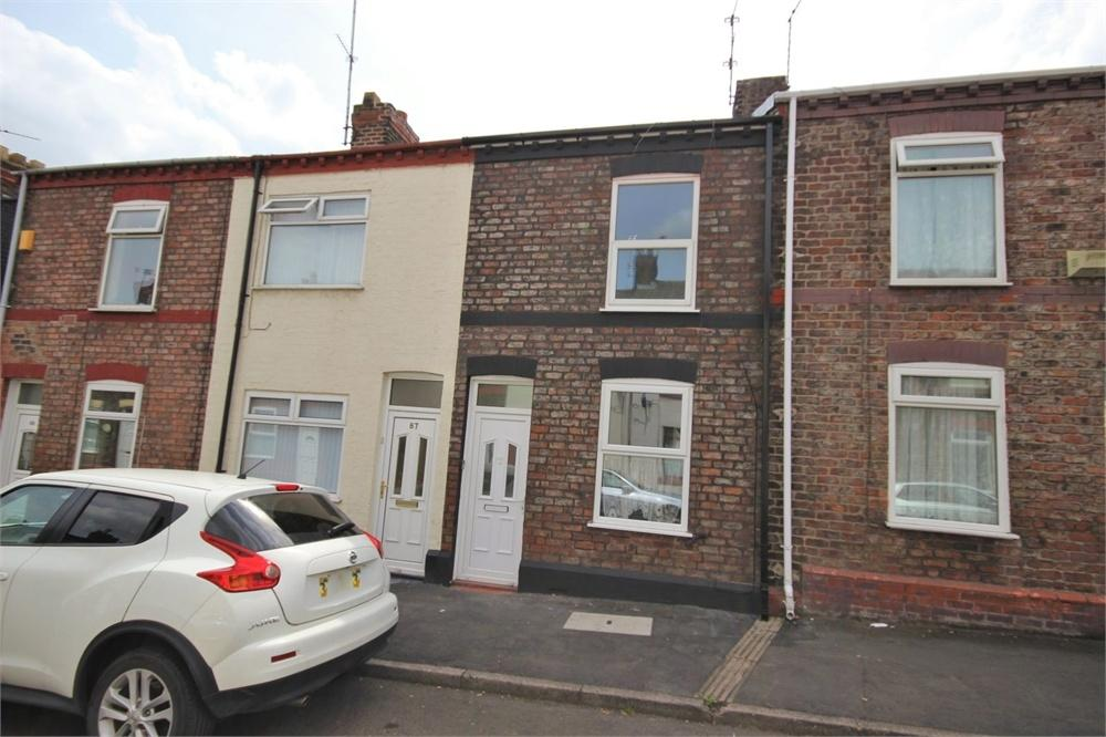 2 Bedrooms Terraced House for sale in Foster Street, WIDNES, Cheshire