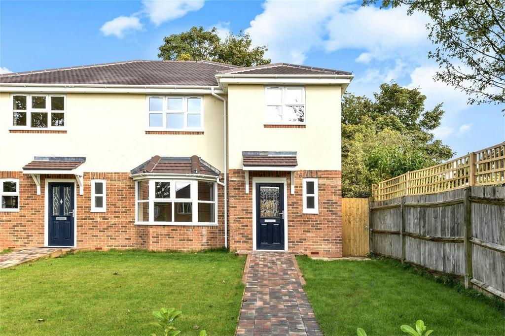 3 Bedrooms Semi Detached House for sale in Colden Common, Winchester, Hampshire
