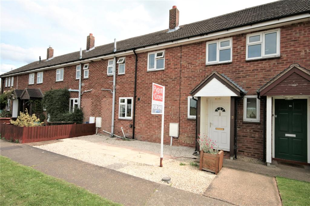 3 Bedrooms Terraced House for sale in Westmoreland Avenue, Scampton, LN1