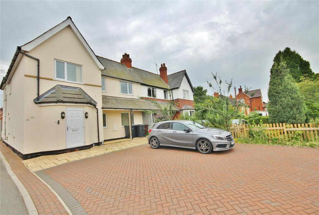 2 Bedrooms Flat for sale in Lincoln Road, Washingborough, LN4