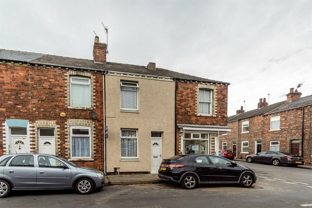 2 Bedrooms Terraced House for sale in Stamford Street East, Leeman Road, York