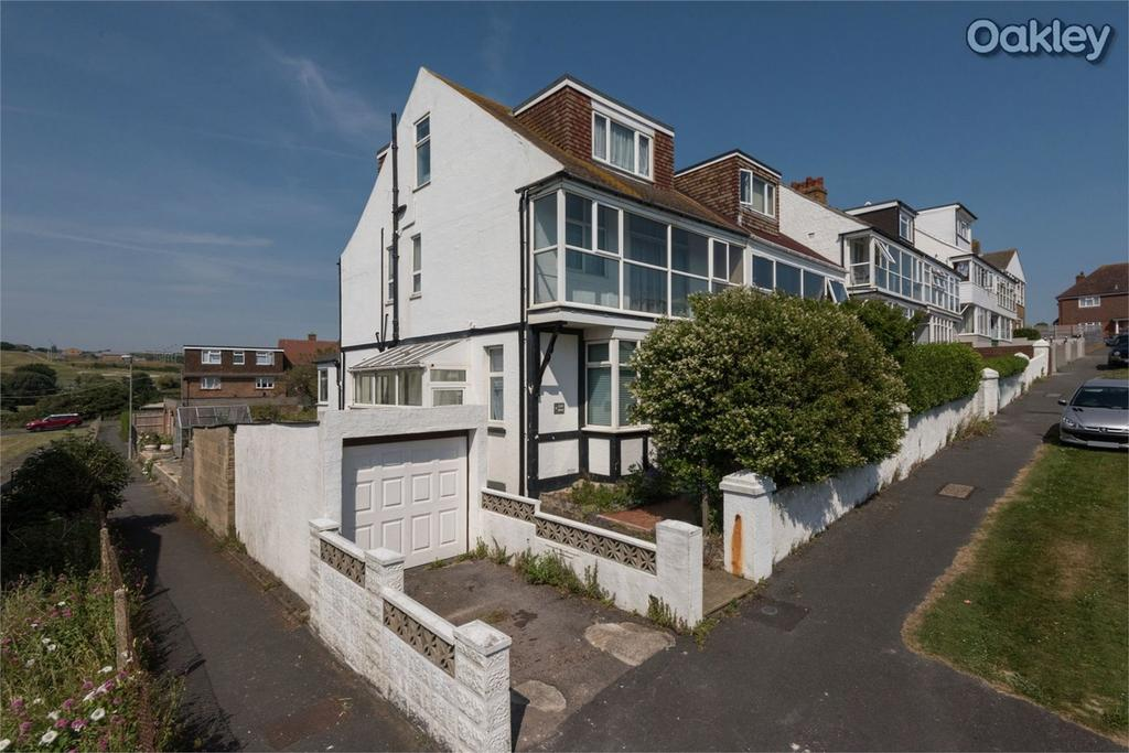 5 Bedrooms Semi Detached House for sale in Cliff Road, Roedean, East Sussex