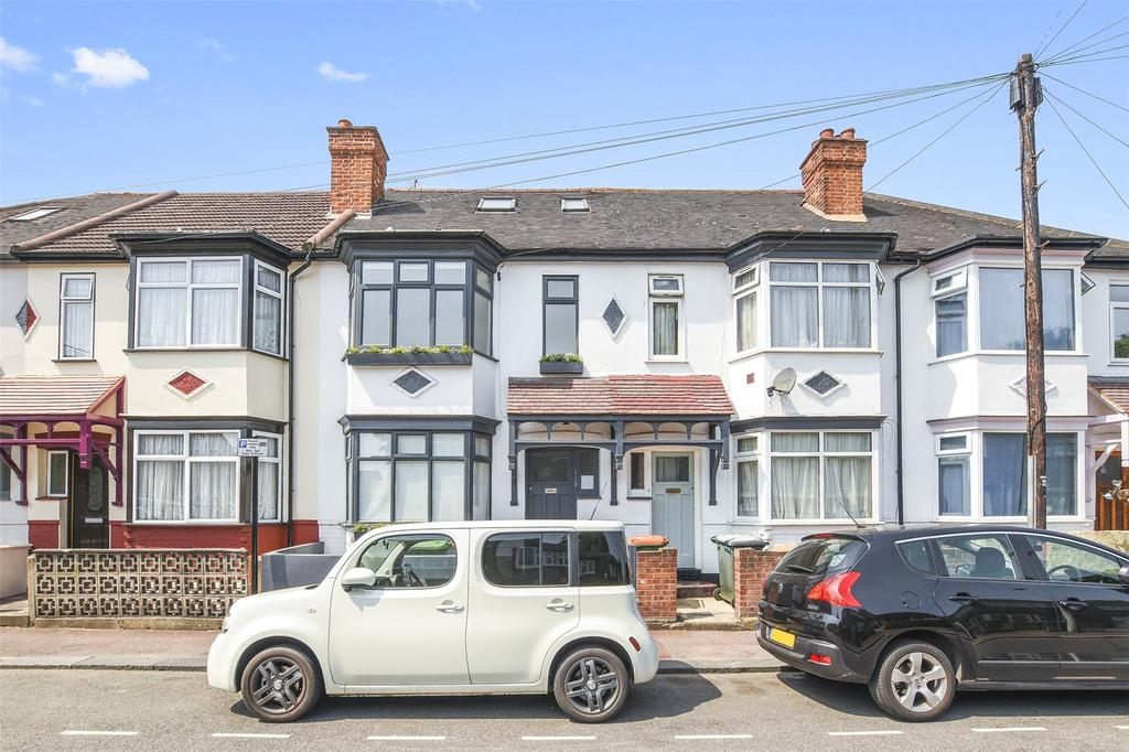 4 Bedrooms Terraced House for sale in Wellington Road, London, E7