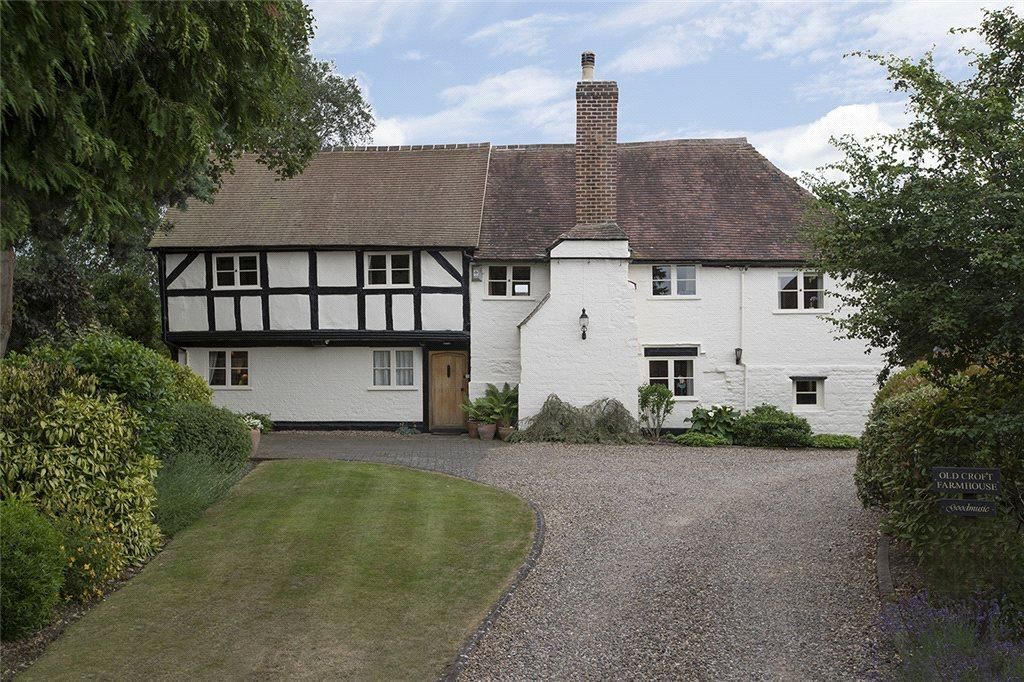 5 Bedrooms Detached House for sale in Rectory Lane, Bredons Hardwick, Worcestershire, GL20