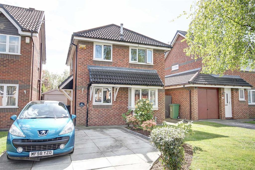3 Bedrooms Detached House for sale in Sherway Drive, Timperley, Cheshire