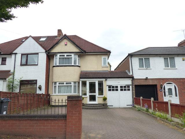 3 Bedrooms Semi Detached House for sale in Court Lane,Erdington,Birmingham