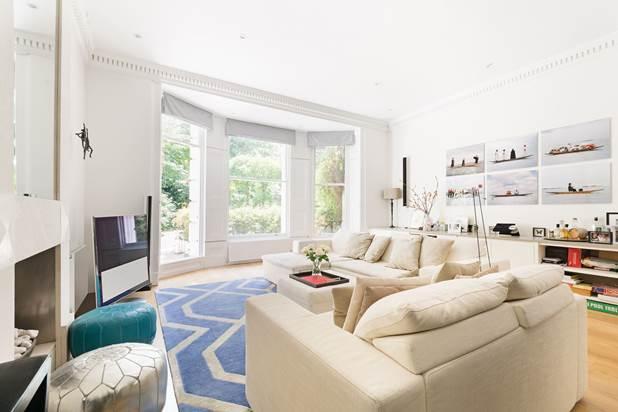 3 Bedrooms Flat for sale in Ladbroke Gardens, London, W11