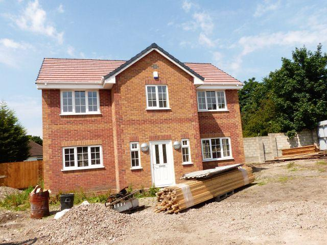 4 Bedrooms Detached House for sale in Bentley Road North,Walsall,West Midlands