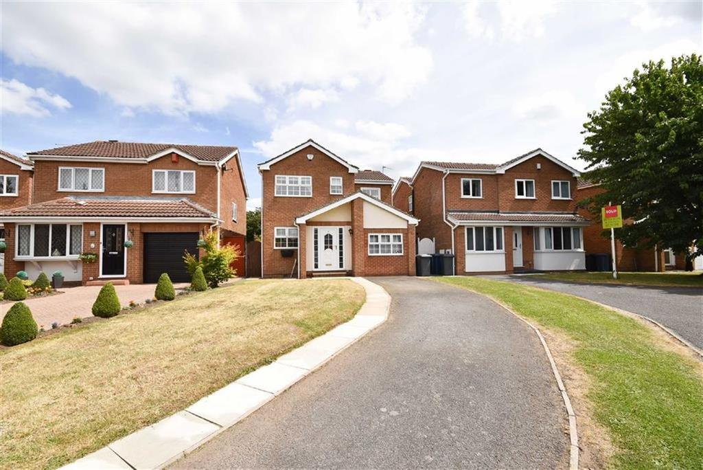 4 Bedrooms Detached House for sale in Maythorn Close, West Bridgford