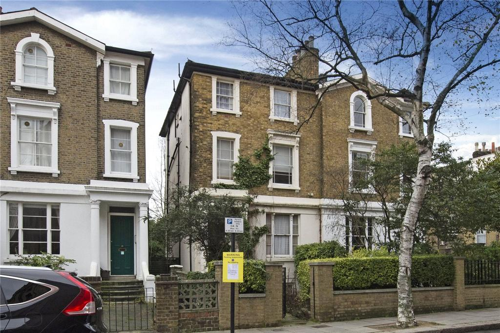 1 Bedroom Flat for sale in Cliff Road, London