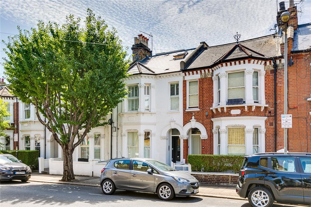 2 Bedrooms Flat for sale in Limburg Road, Battersea, London