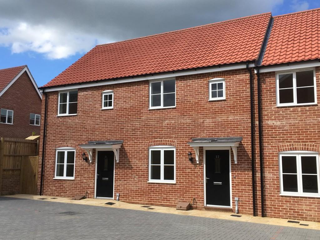 2 Bedrooms End Of Terrace House for sale in Sprowston, Norwich, Norfolk