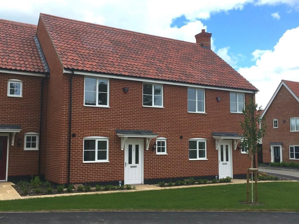 3 Bedrooms Terraced House for sale in Sprowston, Norwich, Norfolk