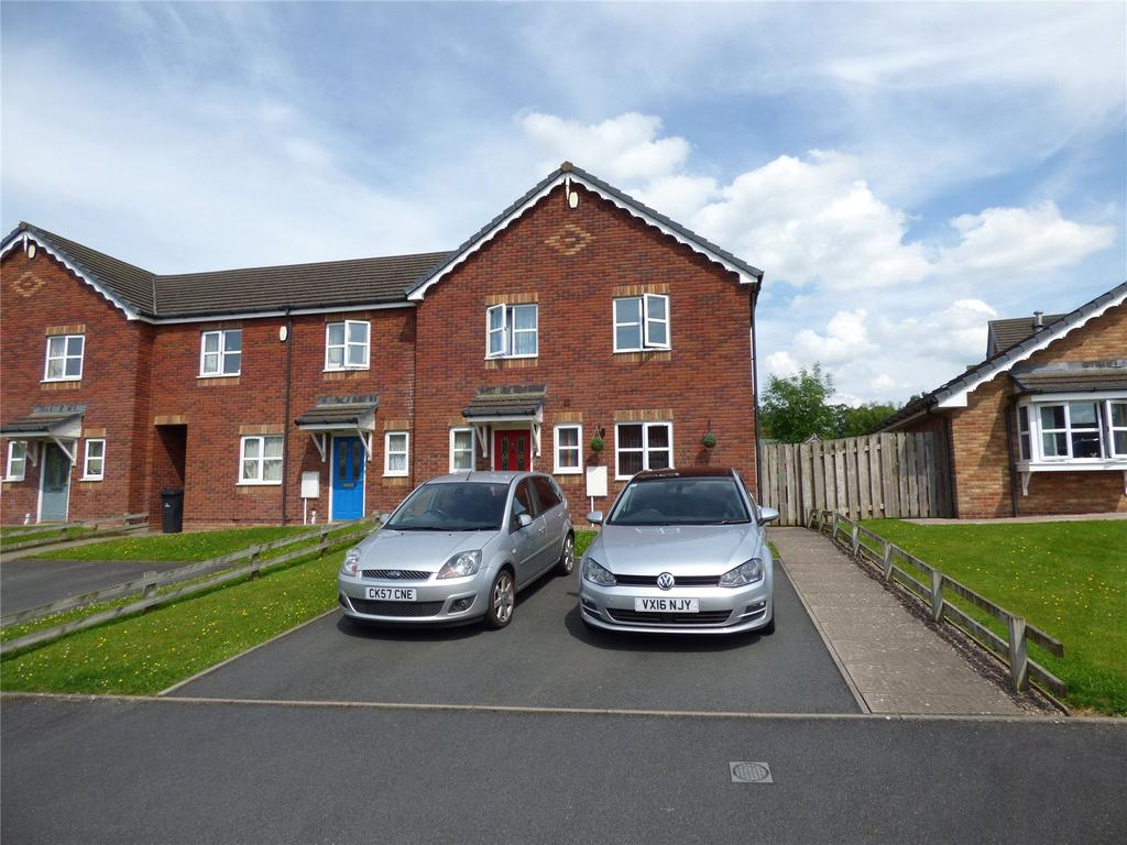 3 Bedrooms End Of Terrace House for sale in Disserth View, Howey, Llandrindod Wells, Powys
