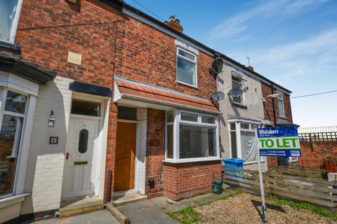 2 bedroom terraced house to rent - Washington Villas, Rosmead Street, Hull