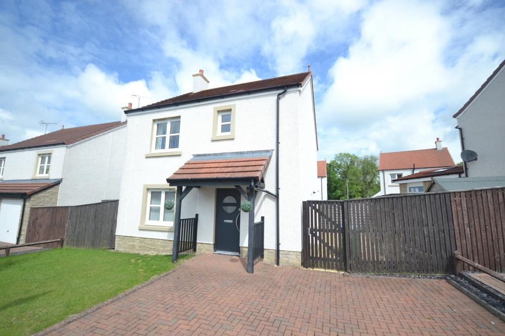 3 Bedrooms Detached Villa House for sale in 32 Netherplace Quadrant, Mauchline, KA5 5AS