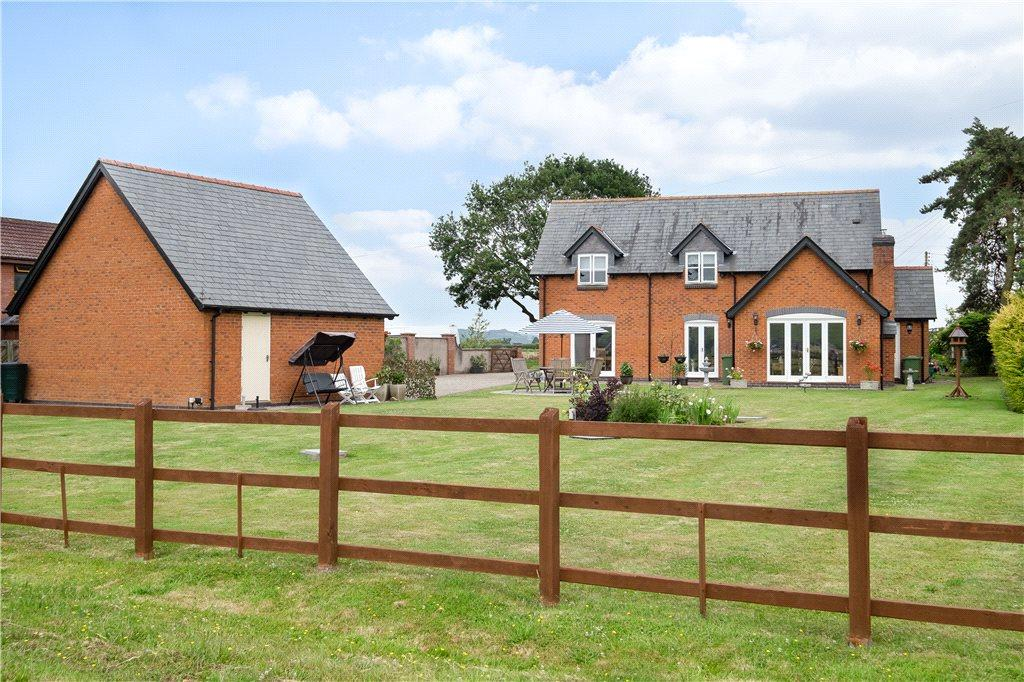 4 Bedrooms Equestrian Facility Character Property for sale in Holme Lacy, Hereford, HR2