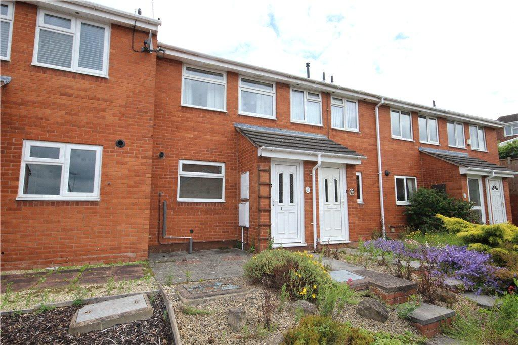 2 Bedrooms Terraced House for sale in Merrimans Court, Merrimans Hill Road, Worcester, Worcestershire, WR3