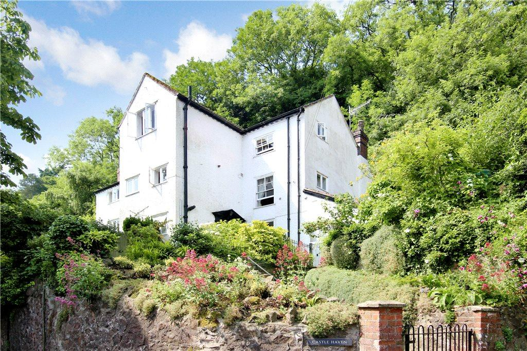 2 Bedrooms Apartment Flat for sale in Castle Haven, Foley Terrace, Malvern, Worcestershire, WR14