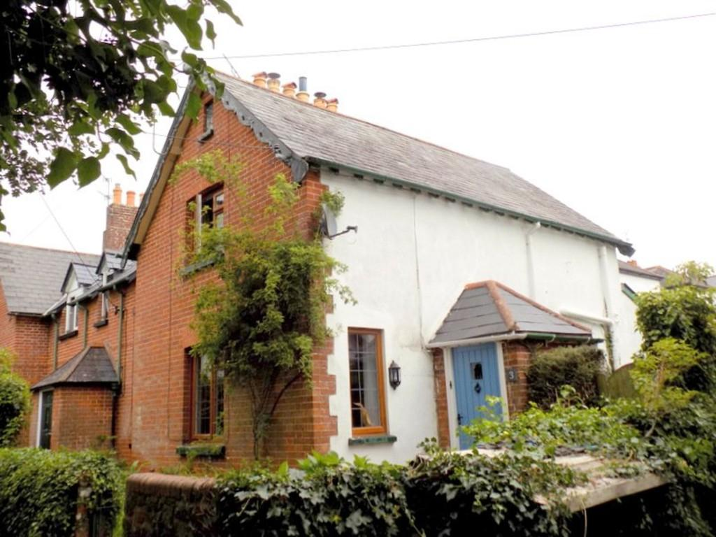 2 Bedrooms End Of Terrace House for sale in Wood Lane, Exmouth