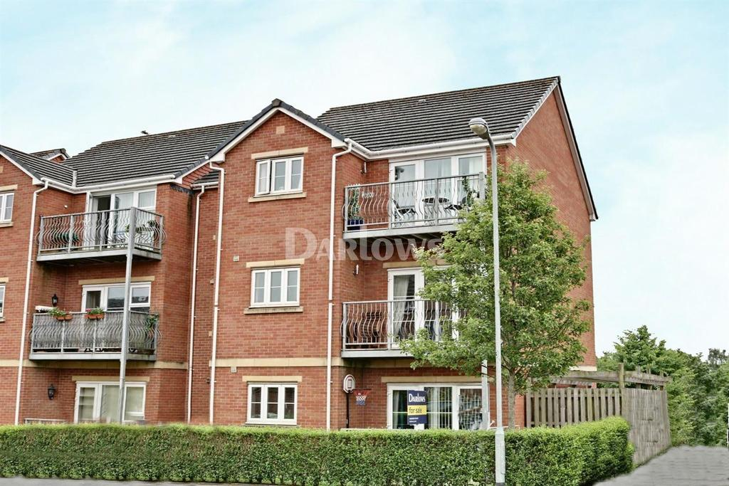 2 Bedrooms Flat for sale in Tatham Road, Llanishen, Cardiff, CF14