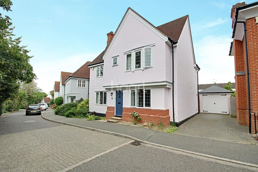 4 Bedrooms Detached House for sale in River Mead, Braintree