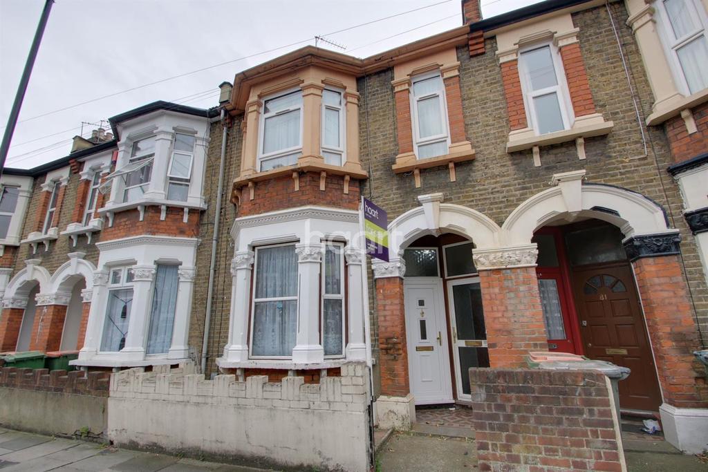 2 Bedrooms Flat for sale in Wakefield Street, East Ham