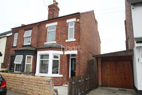 2 bedroom semi-detached house for sale - Arnot Hill Road, Arnold, Nottingham