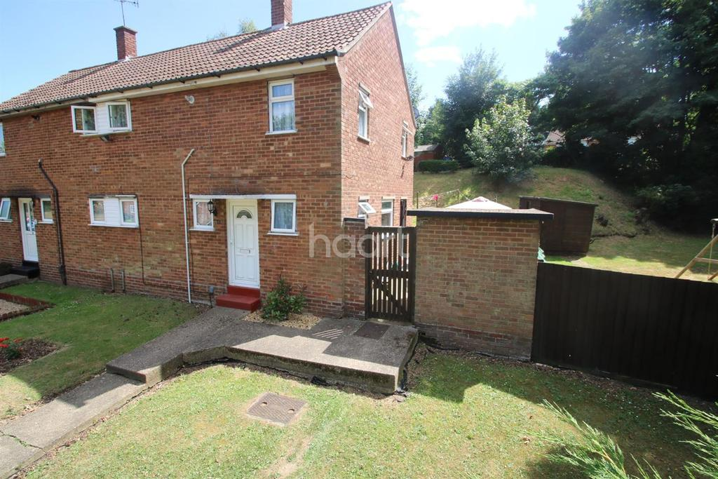 3 Bedrooms Semi Detached House for sale in Birkfield Close, Ipswich