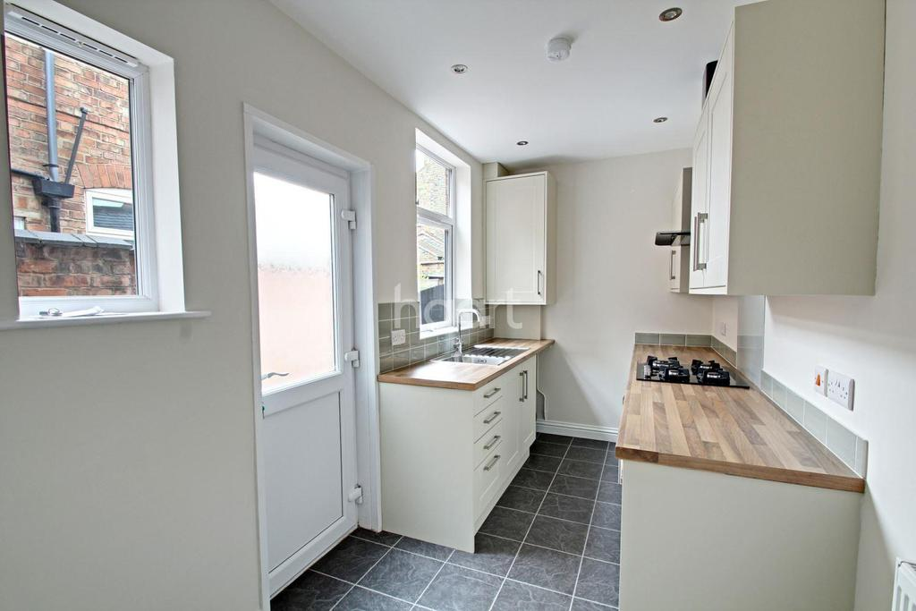 2 Bedrooms Terraced House for sale in Wolverton Road, Leicester