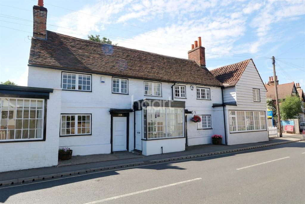 3 Bedrooms Semi Detached House for sale in High Street, St Mary Cray, Orpington