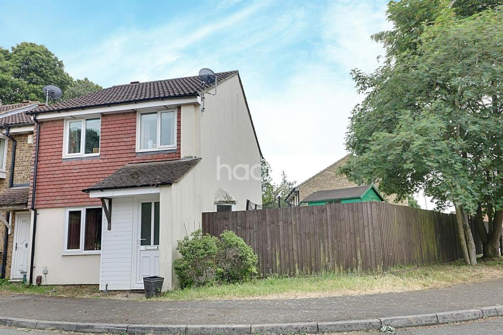 3 Bedrooms End Of Terrace House for sale in Dore Close, The Maltings, Northampton