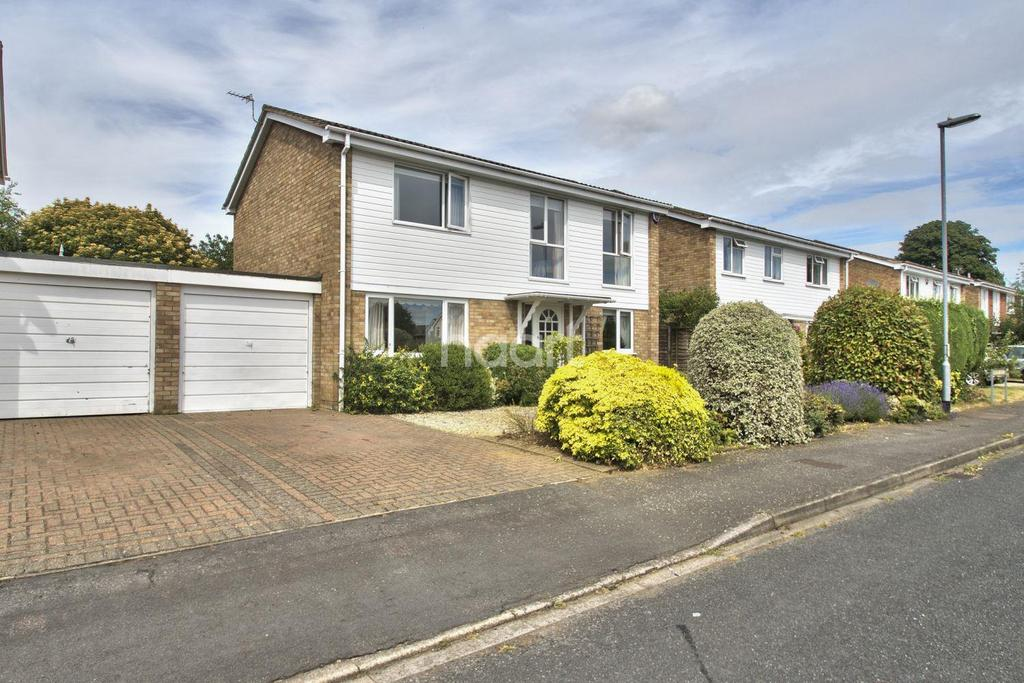 4 Bedrooms Detached House for sale in Chaucer Place, Eaton Ford