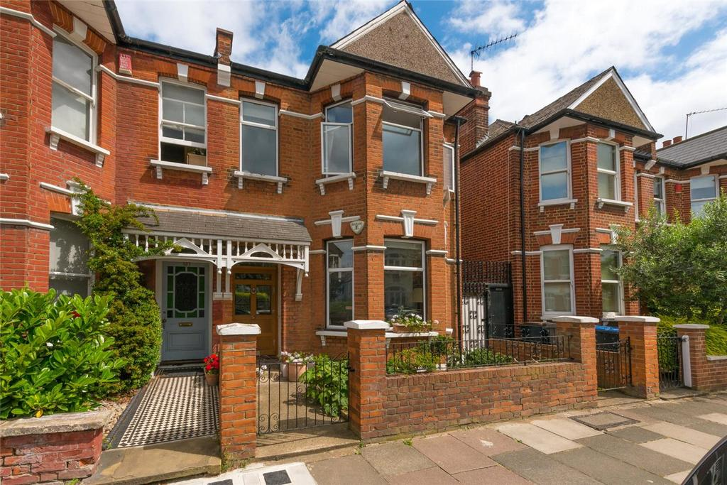 5 Bedrooms Terraced House for sale in Olive Road, London, NW2