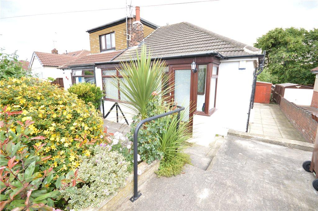 1 Bedroom Semi Detached Bungalow for sale in Southleigh Avenue, Leeds, West Yorkshire