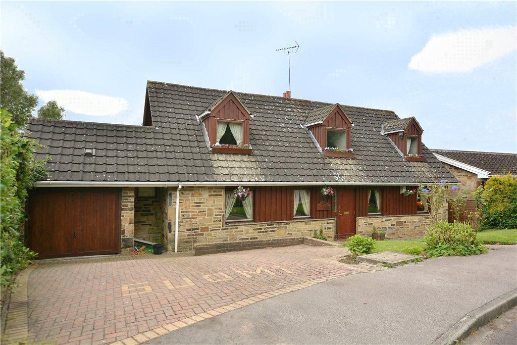4 Bedrooms Detached House for sale in Grange Close, Bardsey, Leeds, West Yorkshire