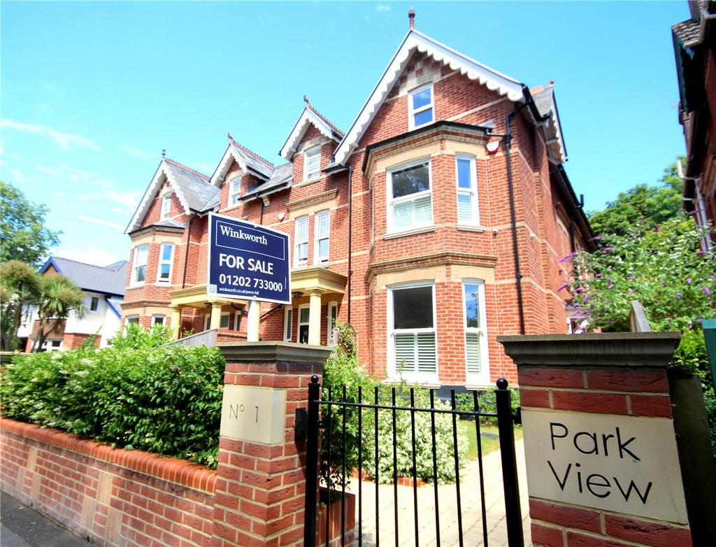 4 Bedrooms End Of Terrace House for sale in Church Road, Ashley Cross, Poole, Dorset, BH14