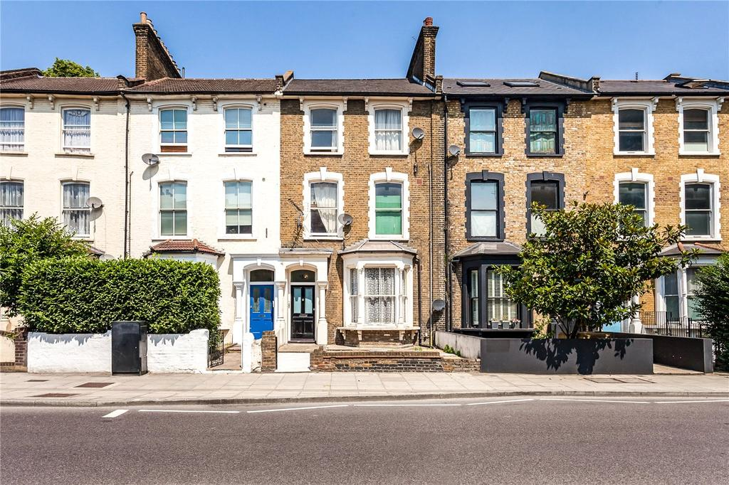 1 Bedroom Flat for sale in Graham Road, London, E8