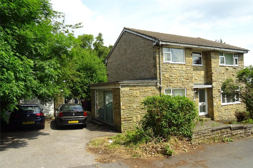 4 Bedrooms Detached House for sale in Moorside, Daisy Hill, Bradford, West Yorkshire, BD9