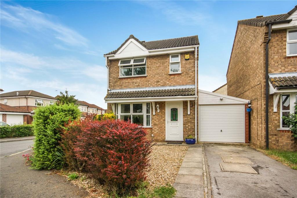 3 Bedrooms Detached House for sale in Robin Close, Sleaford, Lincolnshire, NG34