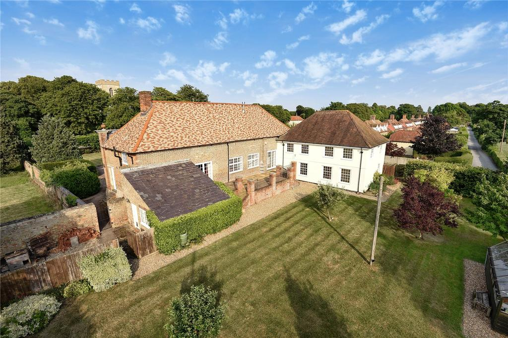 5 Bedrooms Detached House for sale in High Street, Chippenham, Ely, Cambridgeshire, CB7