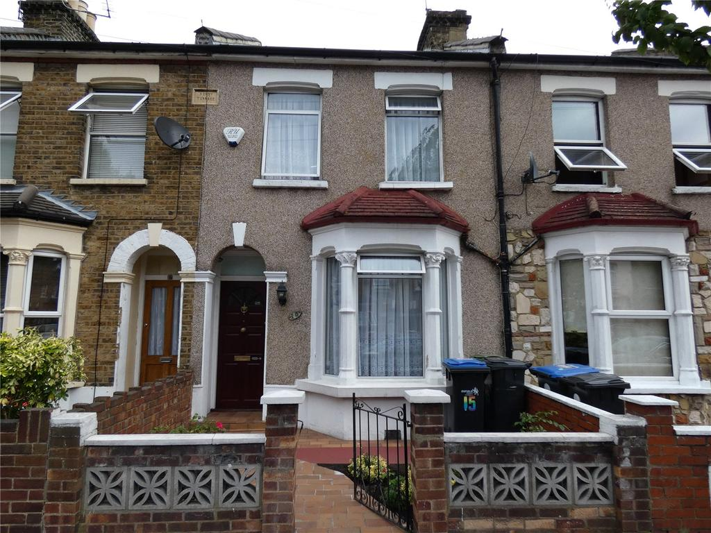 3 Bedrooms Terraced House for sale in Sutherland Road, Edmonton, London, N9