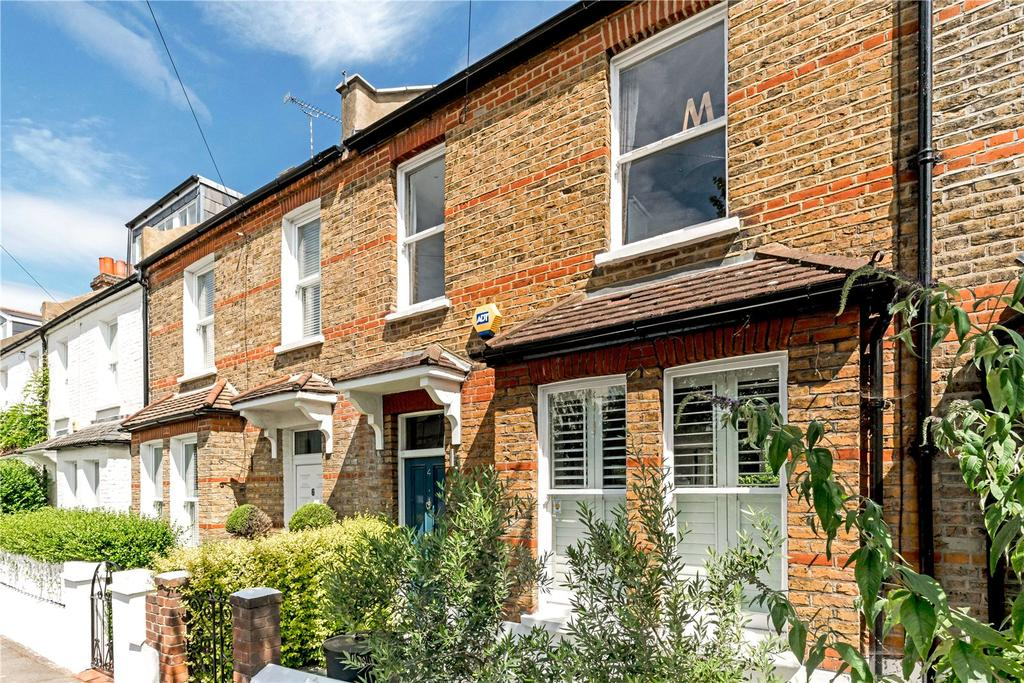 3 Bedrooms Terraced House for sale in Ashlone Road, Putney, London, SW15